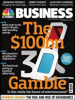 "Magazine ""CNBC Business"" (June, 2011)"