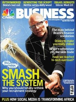 "Magazine ""CNBC Business"" (May, 2011)"
