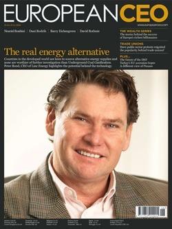 "Magazine ""European CEO"" (May, 2010)"
