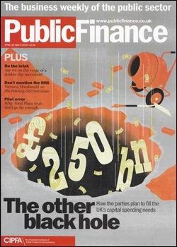 """Magazine """"Public Finance"""" (April, 2010)"""
