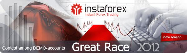 Instaforex Great Race 2012 Contest